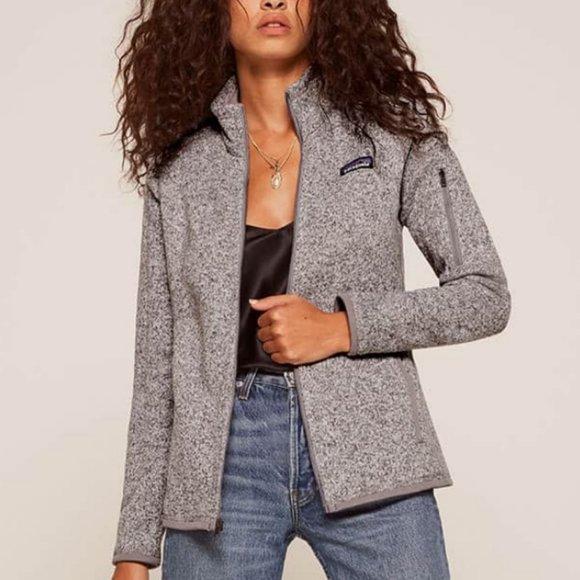 Patagonia Women's Better Sweater Fleece Jacket XL
